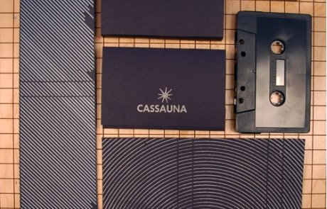 Important Records' sister tape label Cassauna awakens from slumber full of vim, vigor, pep, oomph, and several other synonyms