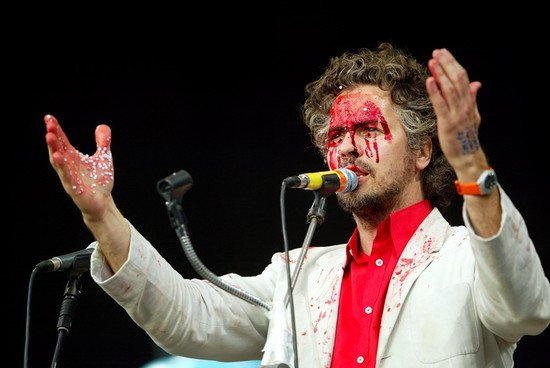 "The Flaming Lips trim the fat from their 24-hour song ""7 Skies H3"" for single-LP Record Store Day release"