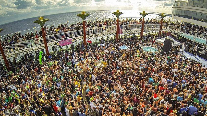 Get on a fuckin' boat with Diplo, Major Lazer, and more Mad Decent peeps