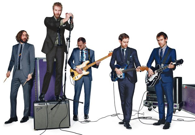 The National embark on world tour, setting off madcap chase