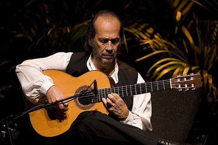 RIP: Paco de Lucía, flamenco guitarist
