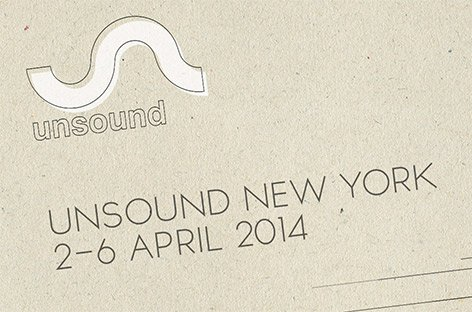 Unsound Festival New York enlists the likes of Oren Ambarchi, Suzanne Ciani, copeland, Huerco S. and more to drill a hole through the space-time continuum