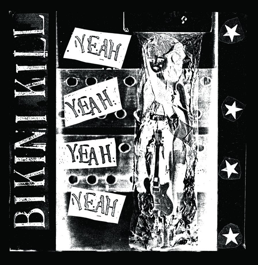 Bikini Kill announce second reissue through Bikini Kill Records, only 90s kids will truly understand