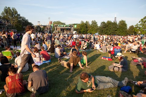 Pitchfork Music Festival pulls back a consecutive curtain; full lineup includes DJ Rashad and DJ Spinn, Majical Cloudz, St. Vincent, Danny Brown, Kelela, and more