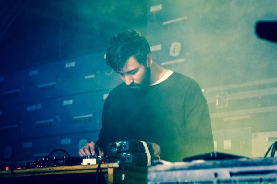 The Haxan Cloak emerges from the murkiest depths of London for assorted US tour dates