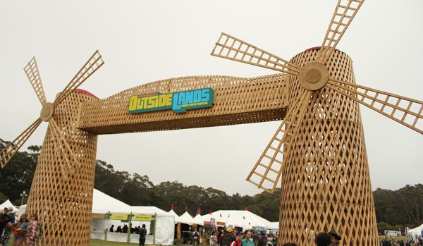 Outside Lands brings Kanye, The Flaming Lips, Spoon, Tom Petty, and copious amounts of local cheese together at last