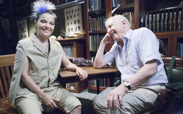 BBC doc When Björk Met Attenborough out now; learn which kind of ice cream these two stars just can't HANDLE!