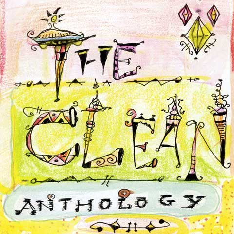 The Clean's Anthology gets reissued by Merge on quadruple vinyl... the album won't stop multiplying!