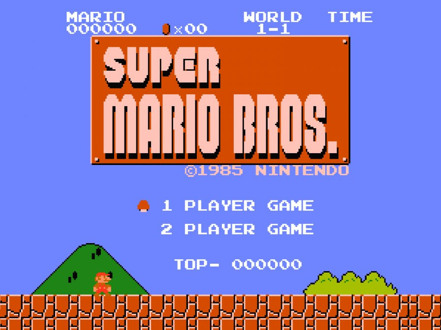 33 1/3 blurs the lines between video games, music, books, and plumbing with new Super Mario Bros. title