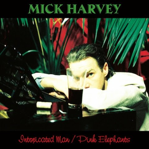 Release the bats! And the bossa-nova-influenced French melodies! Mute releasing 2xCD collecting Mick Harvey's Serge Gainsbourg covers
