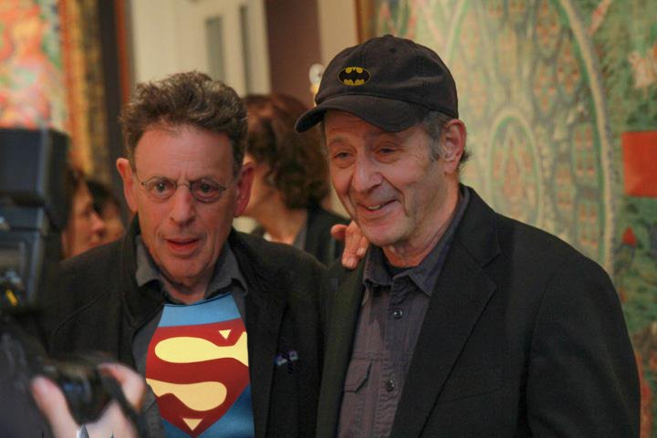 Steve Reich and Philip Glass reunite after 30 years for Nonesuch Anniversary