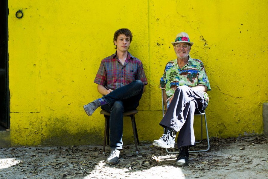 Steve Gunn and Mike Cooper collaborate for a stringed expression of saudade on upcoming LP FRKWYS Vol. 11: Cantos de Lisboa