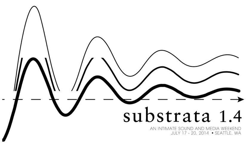Substrata 1.4: Mika Vainio, Carl Hultgren, Akira Rabelais, Koen Holtkamp, and more selected to perform at this year's guaranteed mental puddling