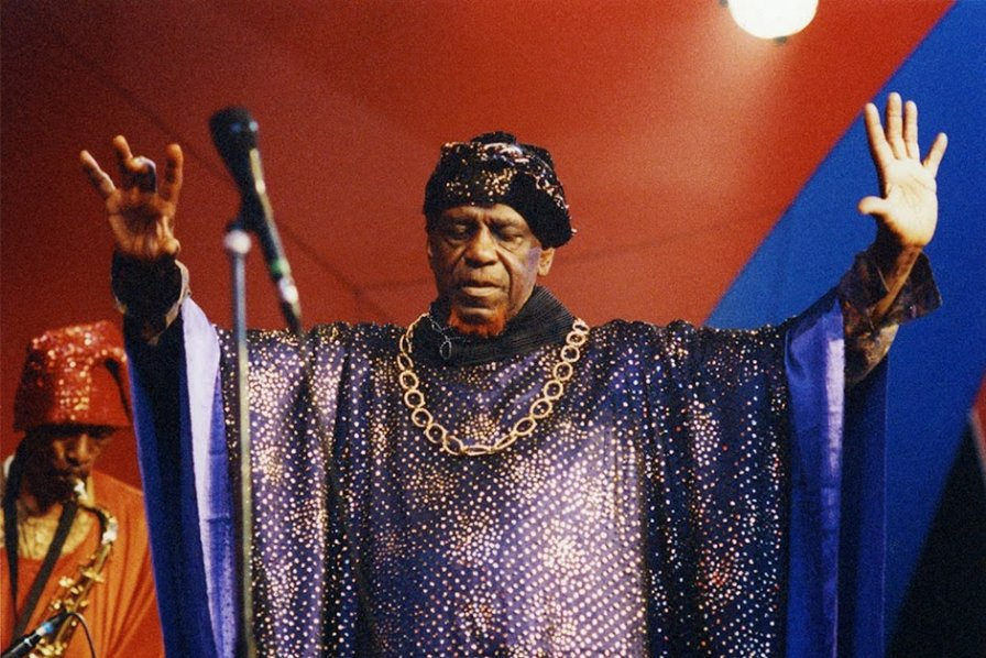 Sun Ra albums by the intergalactic ship-load get remastered, and iTunes is the place!