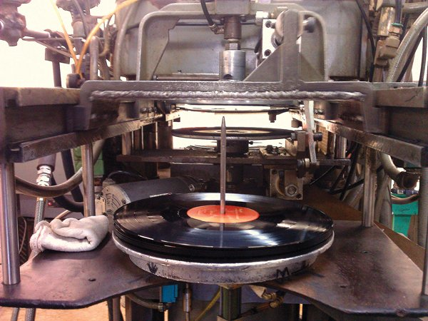 United Record Pressing Largest Record Pressing Company In