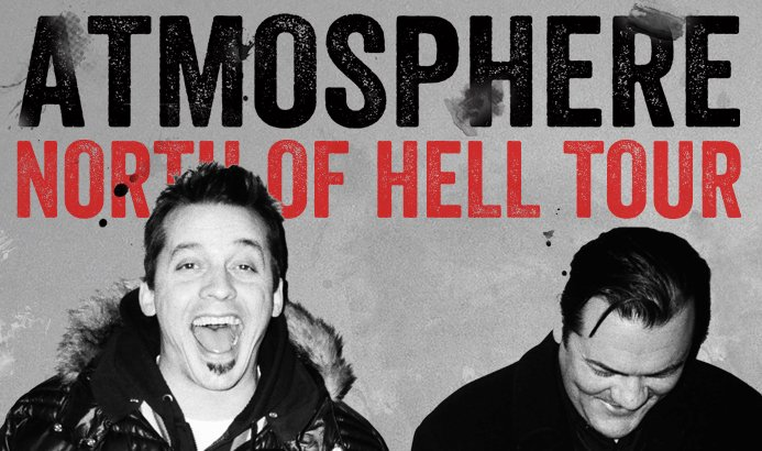 "Atmosphere announce US ""North of Hell"" tour, release video for ""We Ain't Gonna Die Today"""