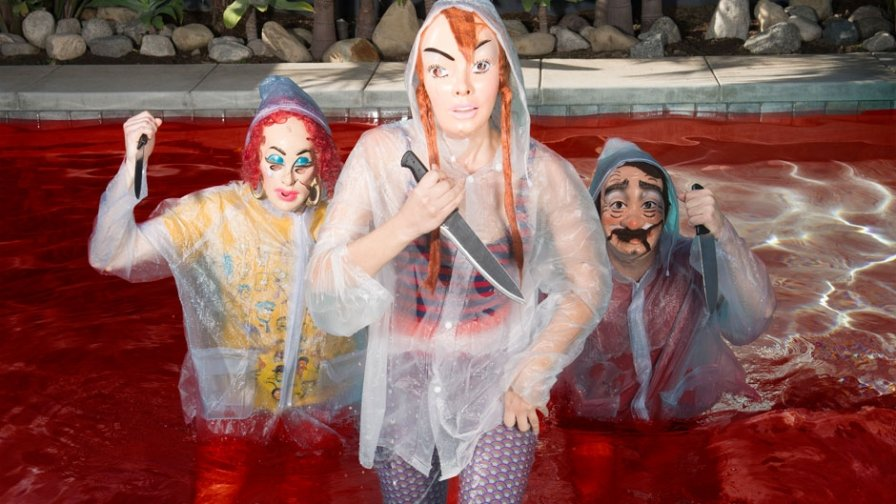Avey Tare's Slasher Flicks enter the tour bus this summer, make your ears bleed in a good way