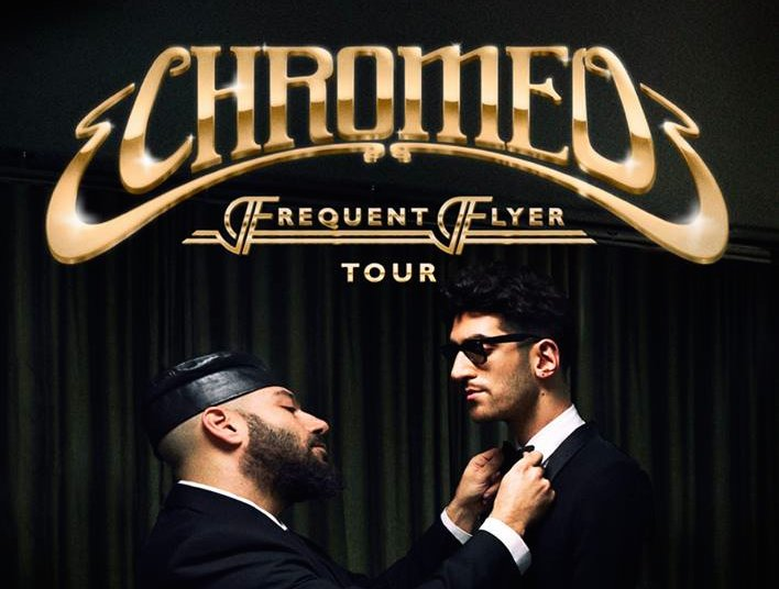 Chromeo announce Frequent Flyer Tour, promise mile high club advantages