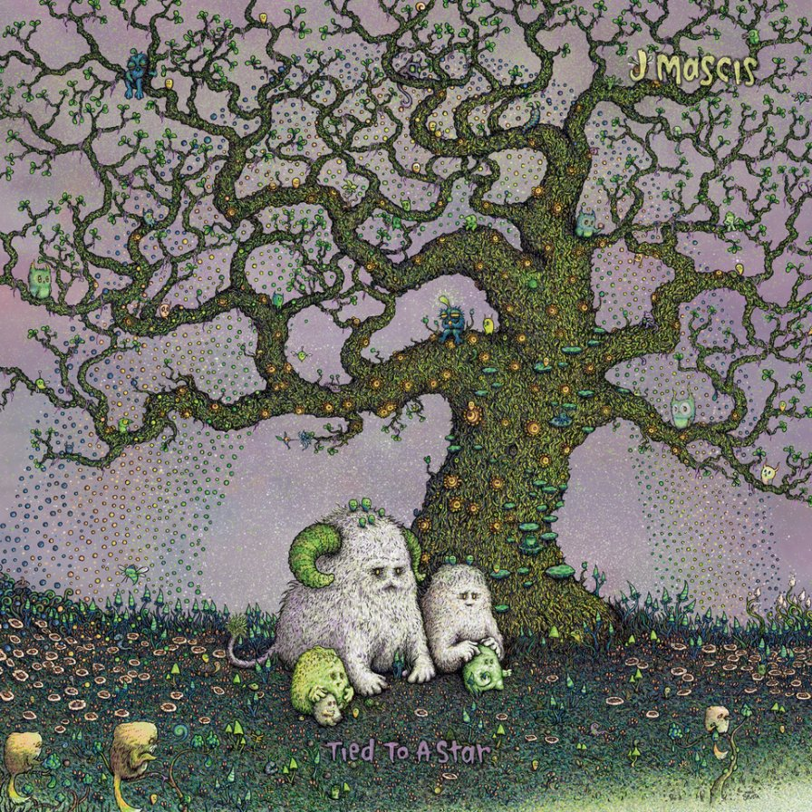 J Mascis' upcoming solo record Tied to a Star may finally win him freedom from goblin captors