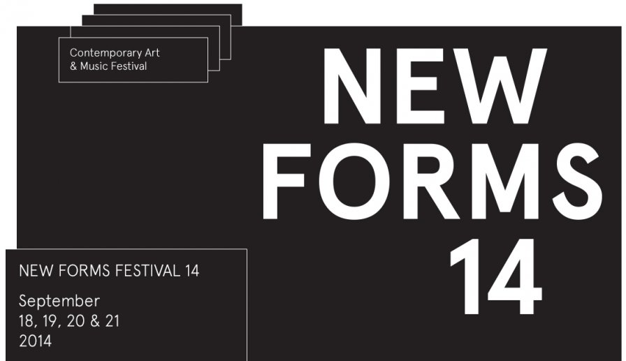 Vancouver's New Forms Festival initial lineup includes Oneohtrix Point Never, Arca, copeland, Hieroglyphic Being, Visionist, DJ Earl, and more