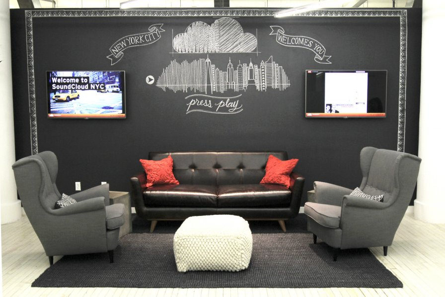 SoundCloud makes like a supercell and moves into huge, new schmancy pants digs at 5th Avenue, NYC