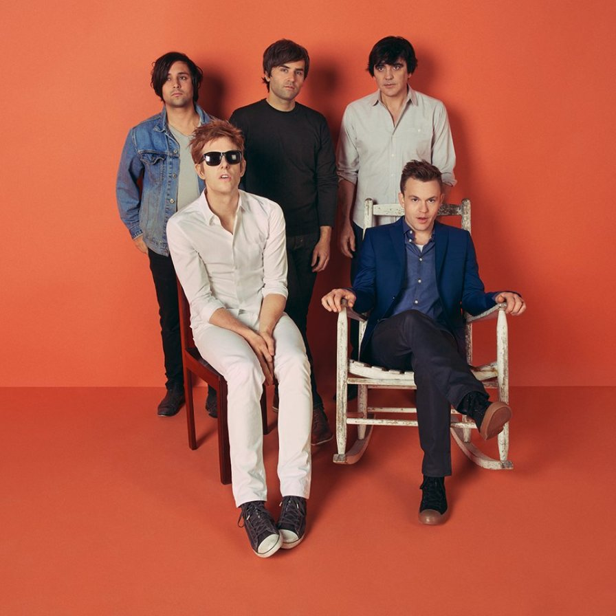 Spoon announce North American tour with Arcade Fire, offer album bundle with bloody beach ball