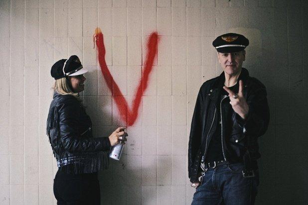 The Vaselines announce V for Vaselines, NOT a Sesame Street Production