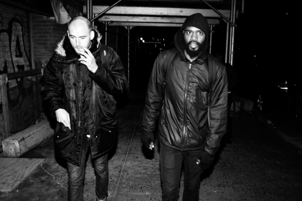 Death Grips surprise-release niggas on the moon with Björk, part 1 of the powers that b double album; stream, download, and have a sad cum NOW!!