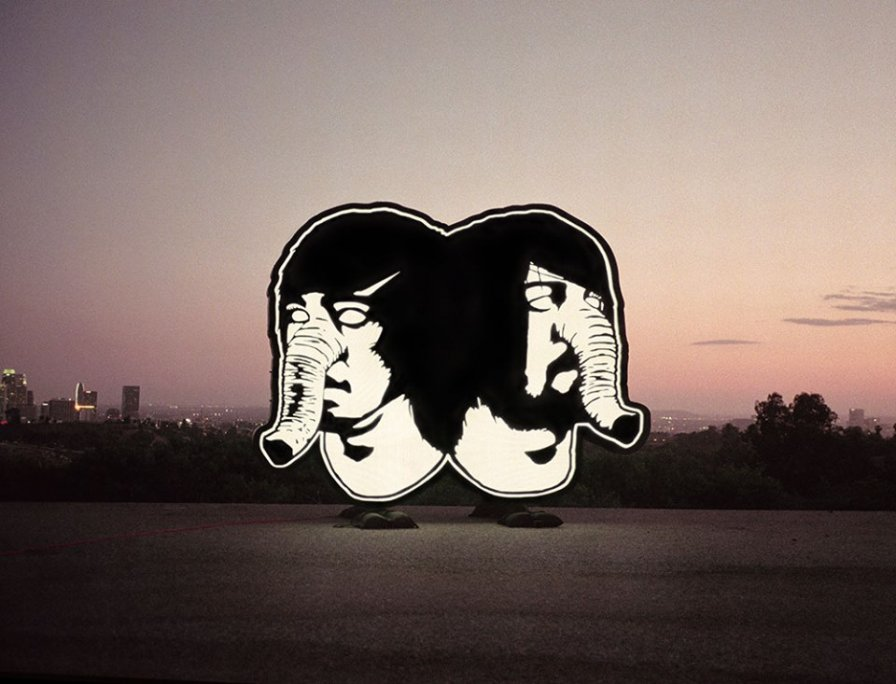 Death From Above 1979 squirt forth details about new album and tour dates via newly surgically attached elephant trunks
