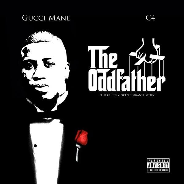 Gucci Mane preps The Oddfather album for July 28, which is also the day of his sentencing hearing