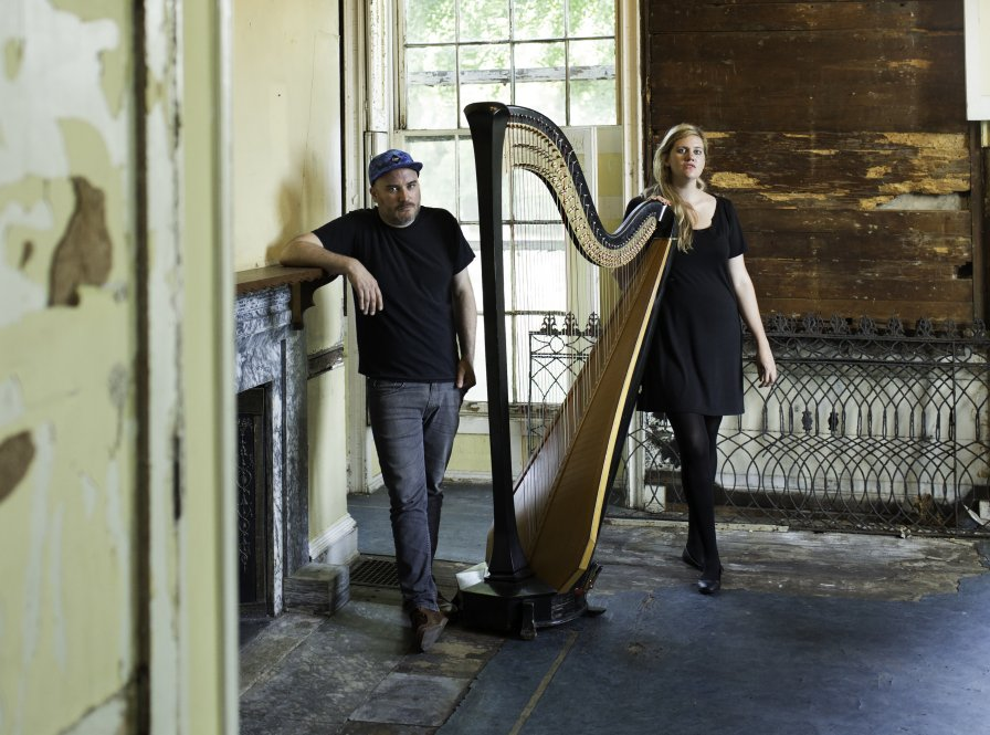 10 facts about harps in honor of Mary Lattimore and Jeff Zeigler's forthcoming harp-centric album on Thrill Jockey