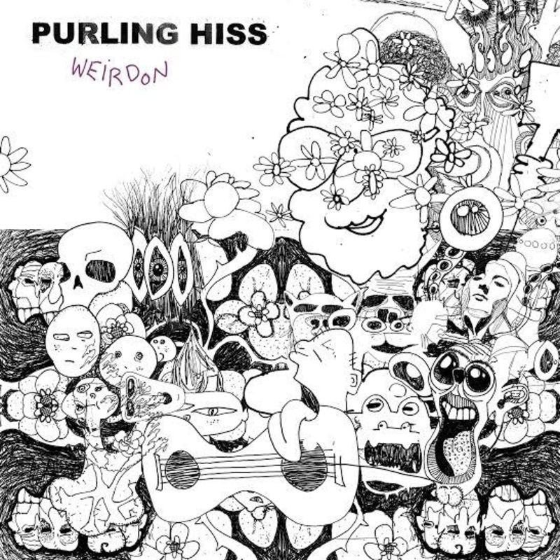Purling Hiss encourage you to get your Weirdon on new album, mainly because YOLO