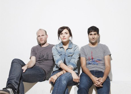 """The Rural Alberta Advantage """"Terrified"""" of silver, offer therapeutic coping mechanisms on new album Mended with Gold"""