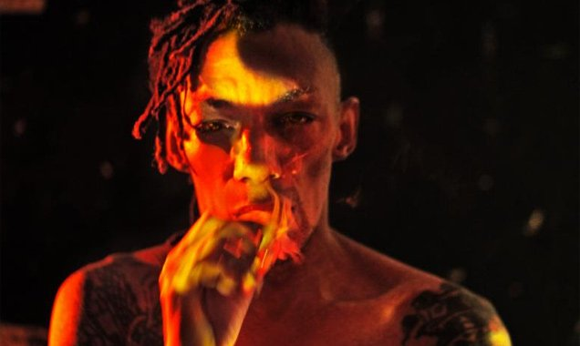 Somebody call the fire department because the new Tricky album is on FIRE (duh, it features Mykki Blanco!)