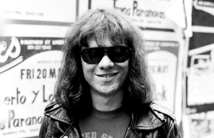 RIP: Tommy Ramone, drummer for The Ramones