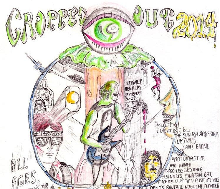Cropped Out announces 2014 lineup: Sun Ra Arkestra, Urinals, Three Legged Race, Ma Turner, more... but not a trace of Lil B