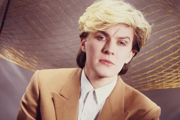 New David Sylvian biography, focusing on his solo years, available now