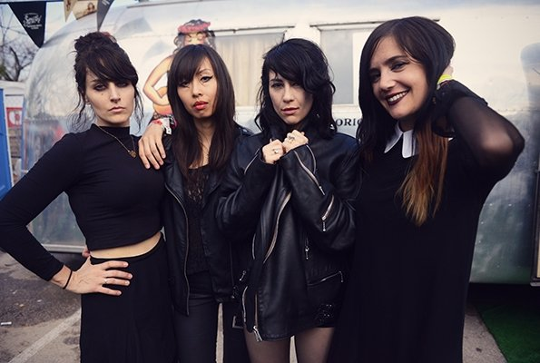 Dum Dum Girls to tour North America, attempt to make best coming-of-age road trip movie since Crossroads