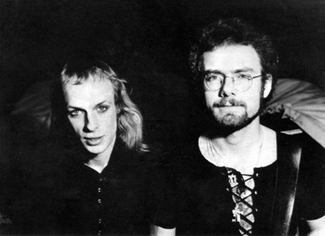 Fripp & Eno announce release of Live in Paris 28.05.1975 at long last; celebrate by treating yourself to a delicious Frippuccino