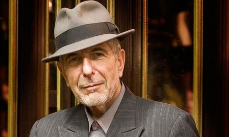 Leonard Cohen slated to release new album for 80th birthday; take that Paul McCartney!
