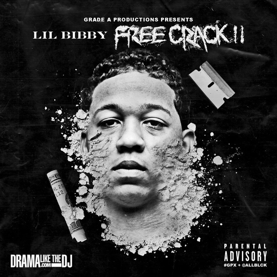 Lil Bibby announces Free Crack 2, confirming rumors that he is the most generous dealer out there