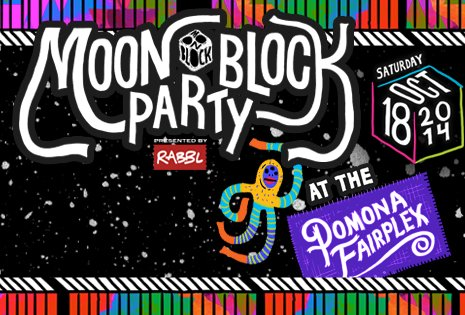 """Moon Block Party festival planned for October, featuring Black Rebel Motorcycle Club, Black Lips, Black Angels, several bands without """"black"""" in their names"""