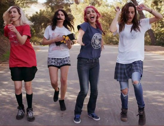 Warpaint announce US dates for October, the warring-est month of them all