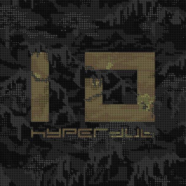 Hyperdub gives Hyperdub 10.4 the ol' 10-4 via 2xCD release on 11/4