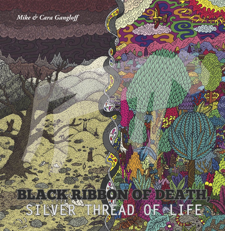 Mike & Cara Gangloff (Pelt, Black Twig Pickers) set to release new album Black Ribbon of Death, Silver Thread of Life