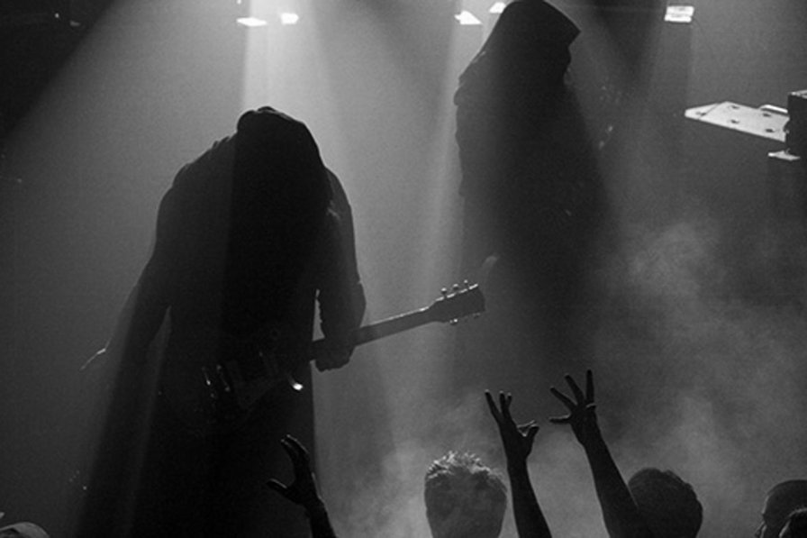 sunn O))) ready their capes for headlining appearance at Temples Festival, more bands announced