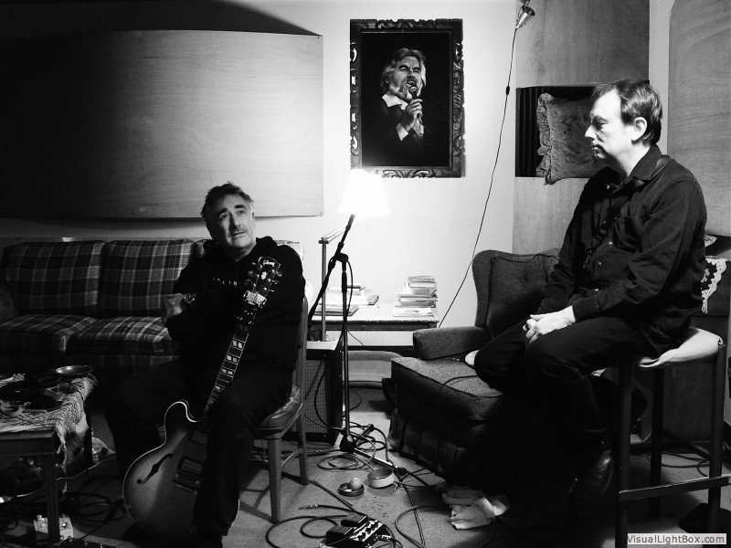 Fred Frith and John Butcher announce joint album The Natural Order