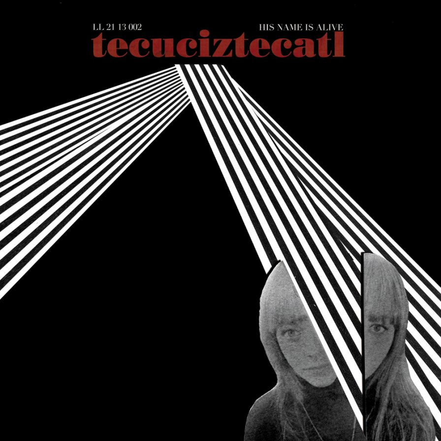 His Name Is Alive's latest release is a psychedelic rock opera called Tecuciztecatl