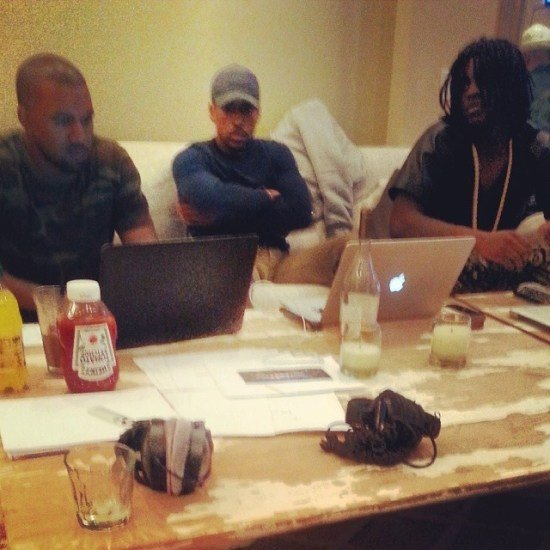 Chief Keef plans Nobody: The Album to drop on December 2, featuring Kanye West, Tadoe