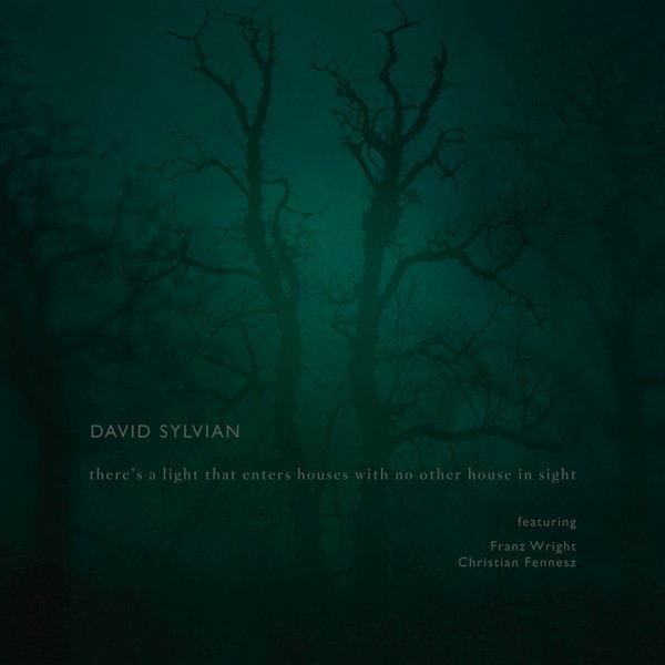 David Sylvian releases new composition featuring collaborations with the poet Franz Wright, Fennesz, and others